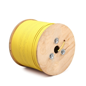 KELine, instalační kabel Cat.8 S/FTP LSOH 2GHz Euroclass Dca - s1, d1, a1  500m/cívka KE2000HS22