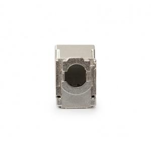 KELine, 10G keystone modul 1xRJ45 Cat.6A ISO STP - beznástrojový
