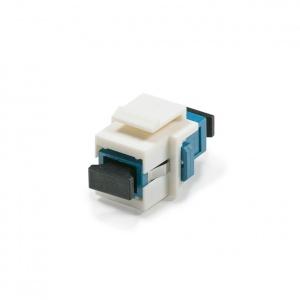 Keystone redukce pro SC, LC Duplex a E2000 adaptéry, neosazená